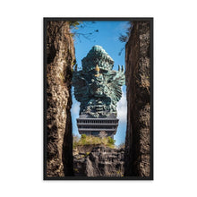 Load the image in the gallery, GARUDA WISNU Posters 39in x 24in (36cm x 61cm) / Framed - Thibault Abraham