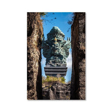 Load the image in the gallery, GARUDA WISNU Posters 39in x 24in (36cm x 61cm) / Unframed - Thibault Abraham