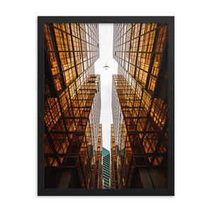 GOLDEN ERA Prints 18in x 24in (45cm x 61cm) / Framed - Thibault Abraham