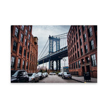 Upload the image to the gallery, MANHATTAN BRIDGE Posters 24in x 36in (61cm x 91cm) / Unframed - Thibault Abraham