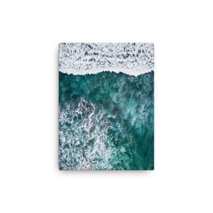 PARADISE SURFERS Posters 12in x 18in (30cm x 45cm) / Canvas - Thibault Abraham