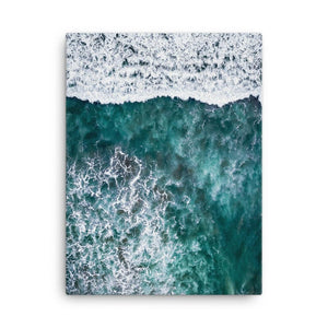 PARADISE SURFERS Posters 18in x 24in (45cm x 61cm) / Canvas - Thibault Abraham