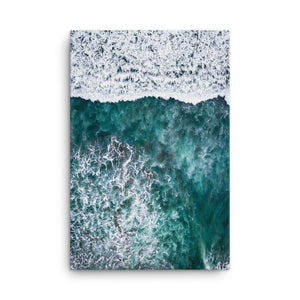 PARADISE SURFERS Posters 24in x 36in (61cm x 91cm) / Canvas - Thibault Abraham