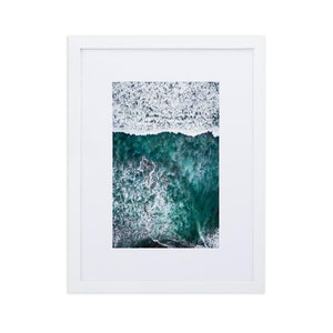 PARADISE SURFERS Posters 12in x 18in (30cm x 45cm) / Europe only - White box with mat - Thibault Abraham