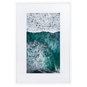 PARADISE SURFERS Posters 24in x 36in (61cm x 91cm) / Europe only - White box with mat - Thibault Abraham