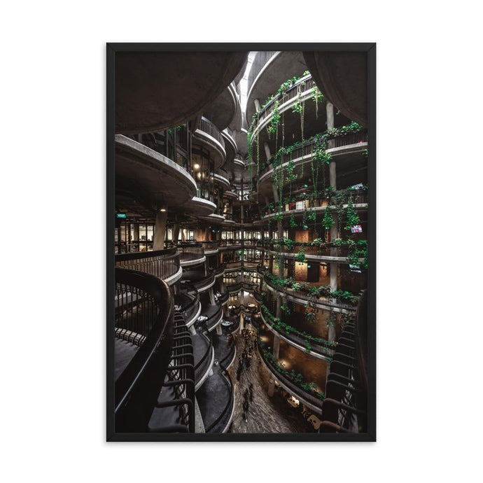 THE HIVE Posters 24in x 36in (61cm x 91cm) / Framed - Thibault Abraham