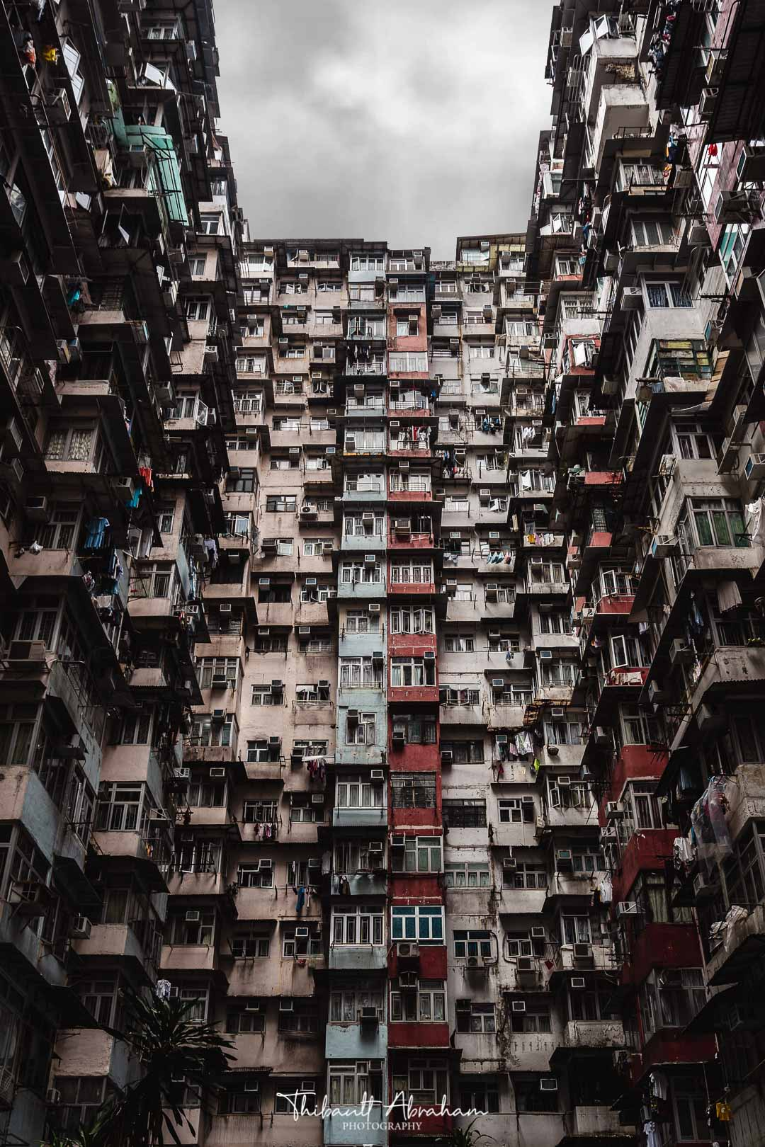 Yick Fat Building habitations à Hong Kong
