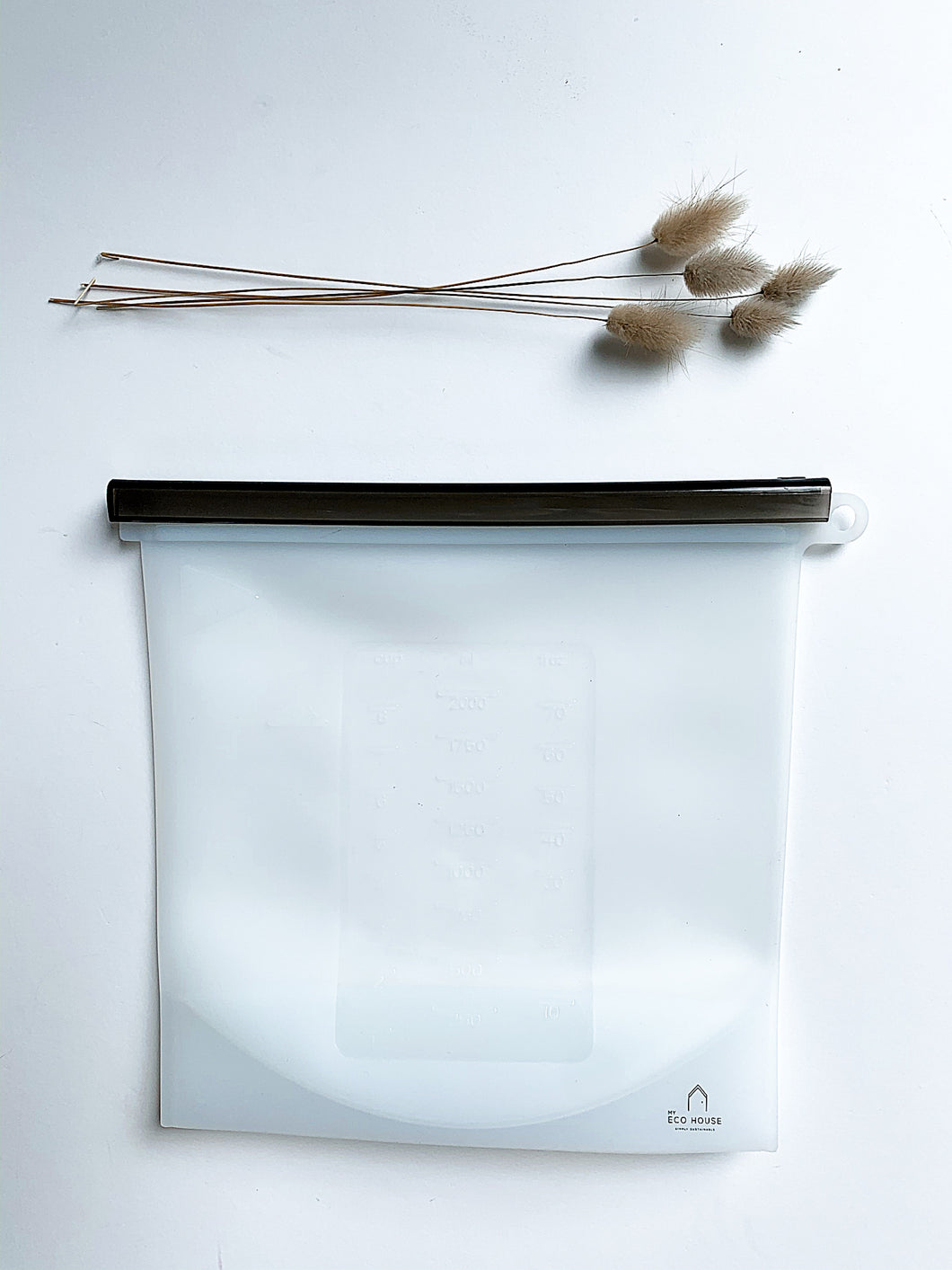 reusable silicone food pouch