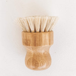 reusable vegan dish brush