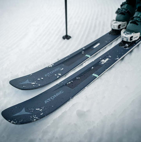 About our skis - snowscene ski rental Mt Ruapehu