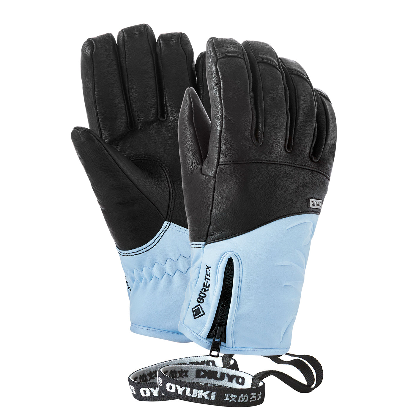 Oyuki Kana GTX Glove | Bluebell- Shop Skis and snow gear online nz - snowscene