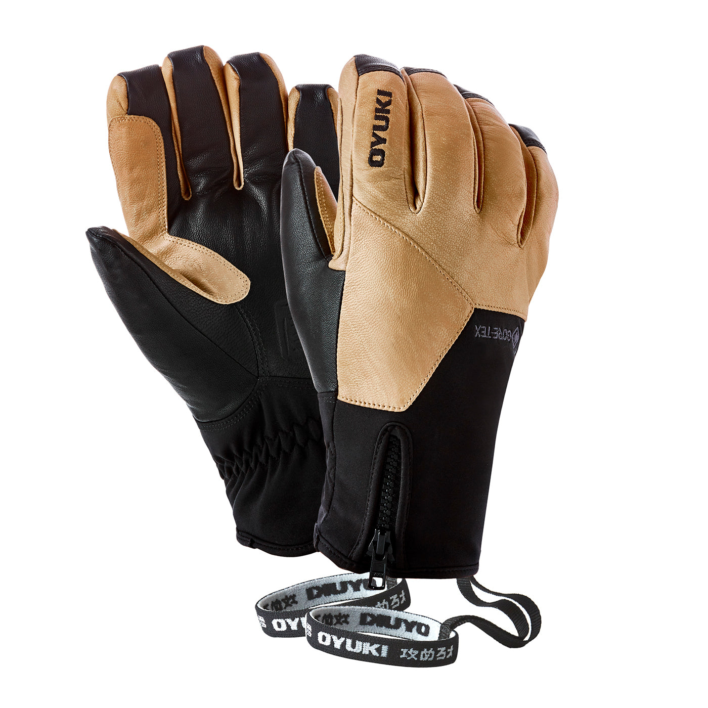 Oyuki Tamashii GTX Glove | Sandstone- Shop Skis and snow gear online nz - snowscene