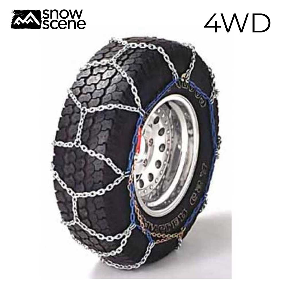 Alpinestar Snow Chains | 4WD / Light Commercial | 230 - 265