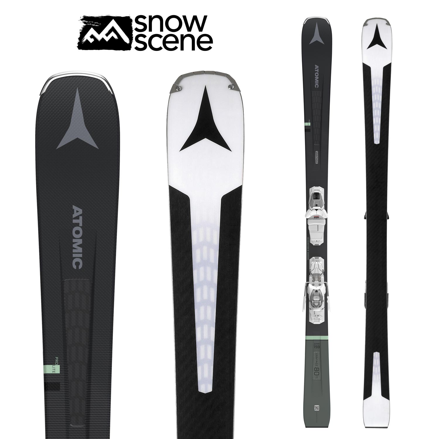 2021 Atomic Vantage 80 Ti W- Shop Skis and snow gear online nz - snowscene