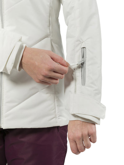 XTM Pia Jacket | White