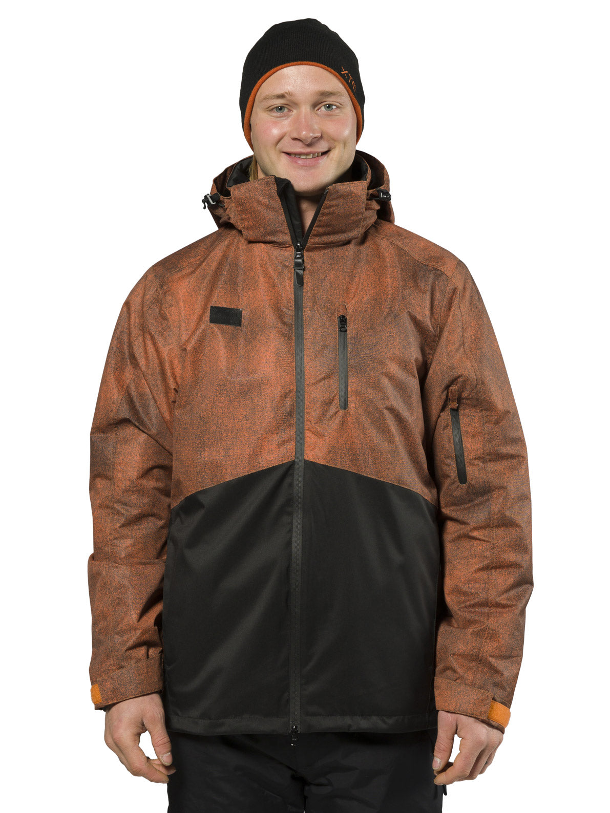 XTM Mason Jacket | Rust Denim- Shop Skis and snow gear online nz - snowscene