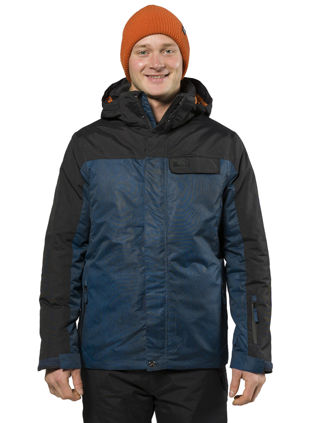 XTM Axel Jacket | Navy Demin- Shop Skis and snow gear online nz - snowscene