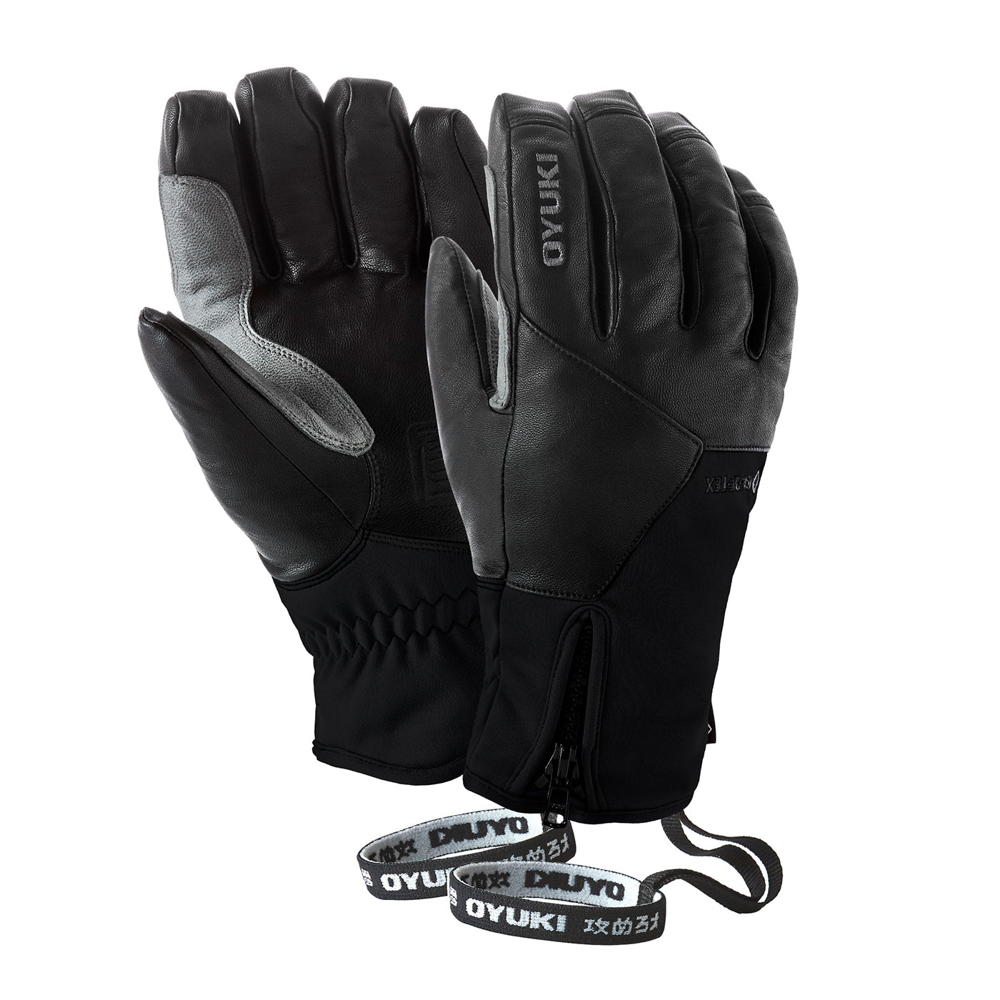 Oyuki Tamashii GTX Glove | Black- Shop Skis and snow gear online nz - snowscene