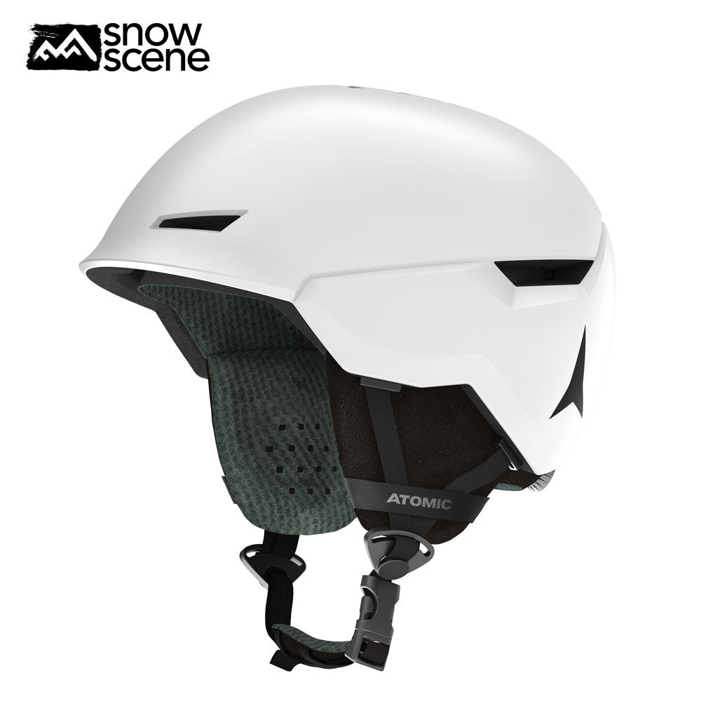 Atomic Revent Helmet | White