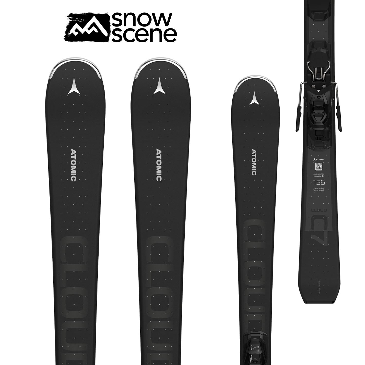 2020 Atomic Cloud 7 W- Shop Skis and snow gear online nz - snowscene