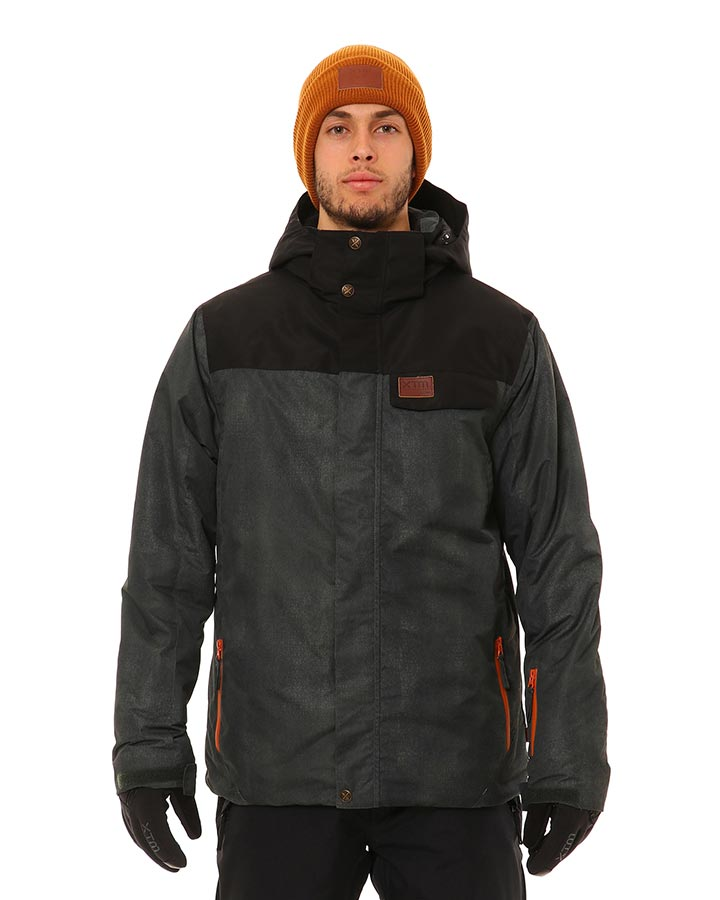 XTM Miles Jacket | Forest Denim- Shop Skis and snow gear online nz - snowscene