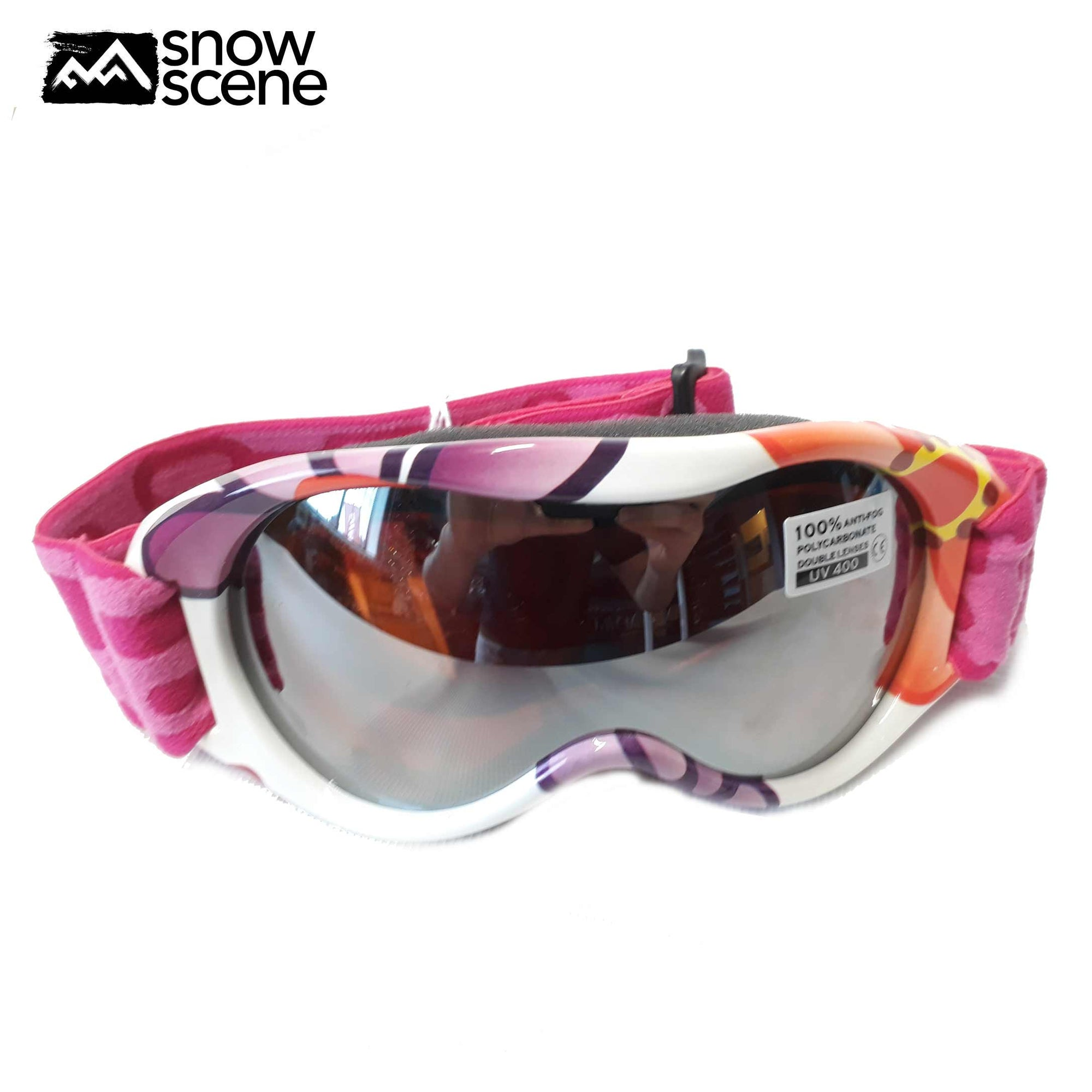 Mountain Adventure Junior Goggles- Shop Skis and snow gear online nz - snowscene