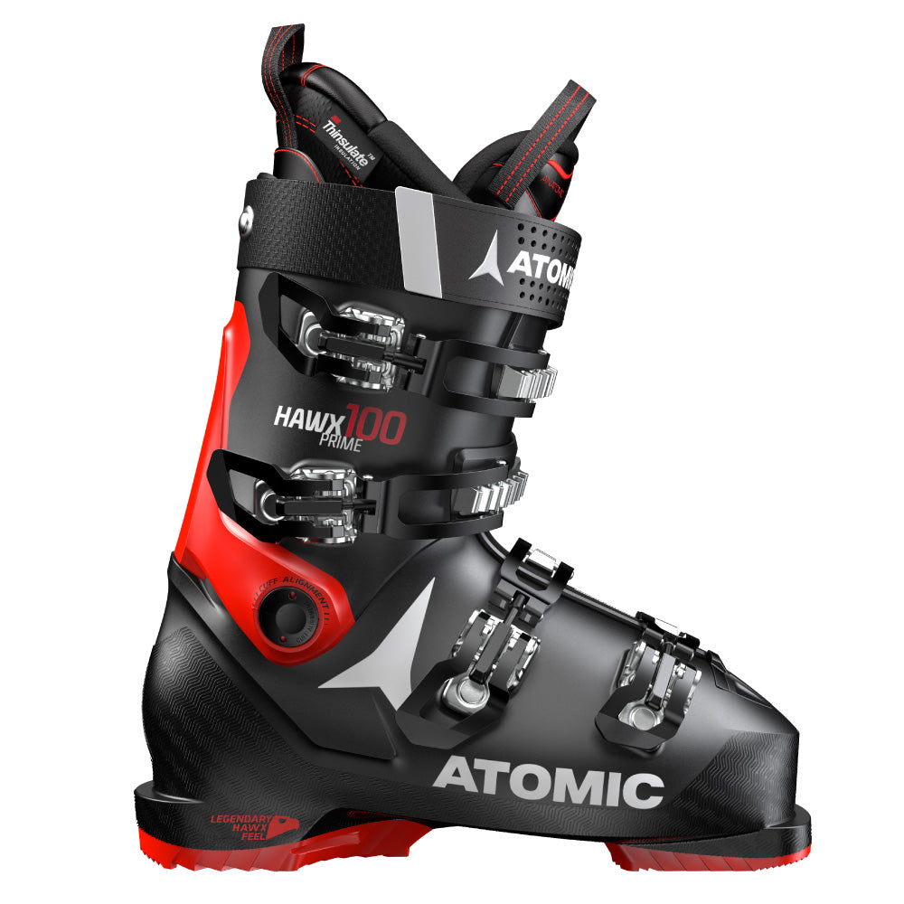2020 Atomic Hawx Prime 100 | Red/Black- Shop Skis and snow gear online nz - snowscene