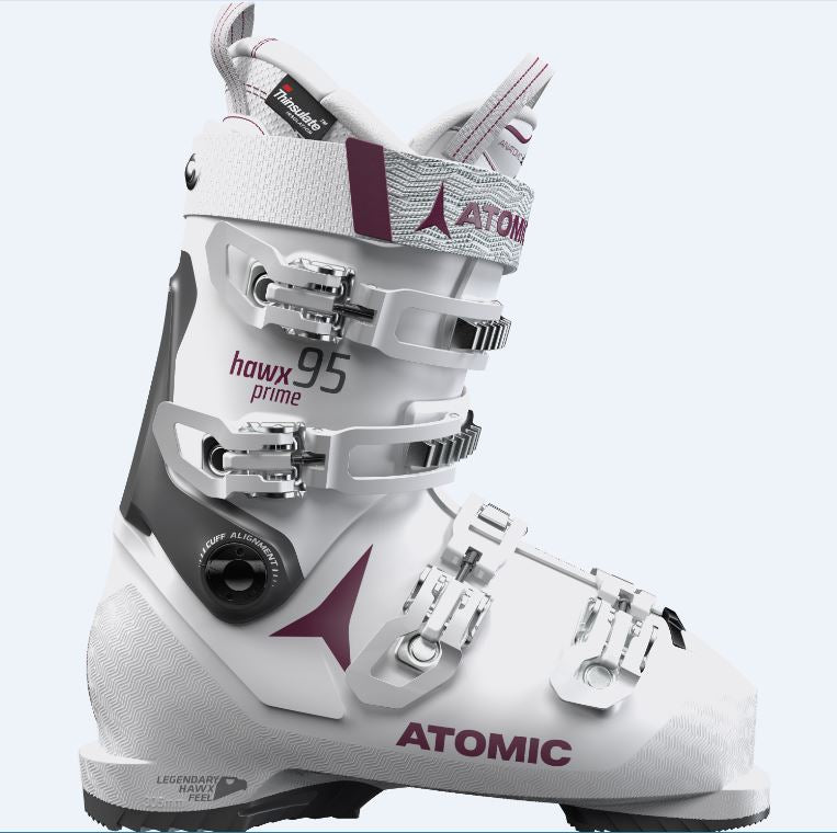 2019 Atomic Hawx Prime 95 W | Purple/White- Shop Skis and snow gear online nz - snowscene