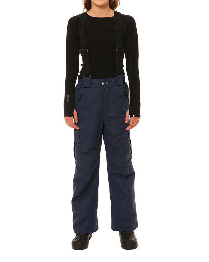 XTM Scoobie II Pants | Navy- Shop Skis and snow gear online nz - snowscene