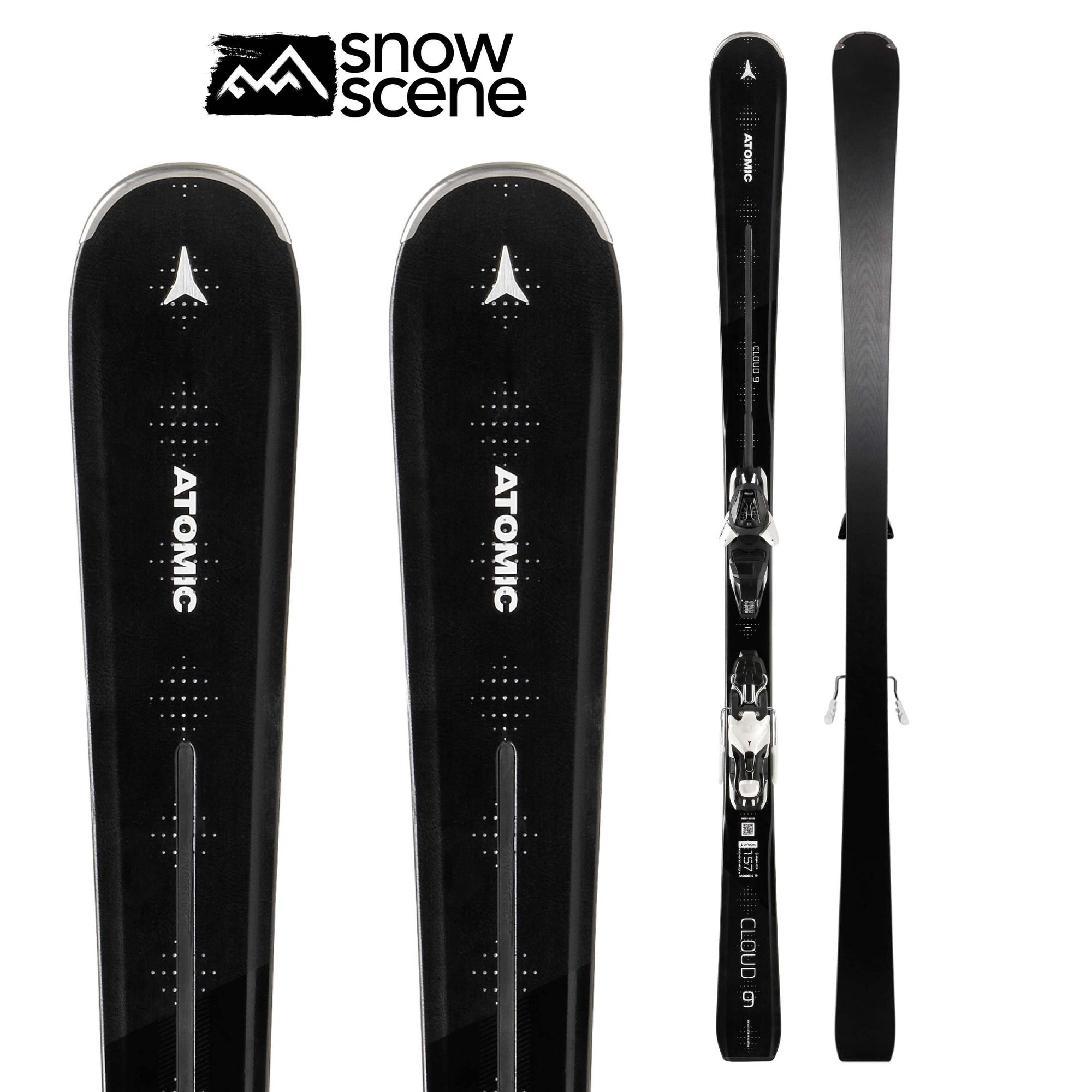 2019 Atomic Cloud 9 W- Shop Skis and snow gear online nz - snowscene