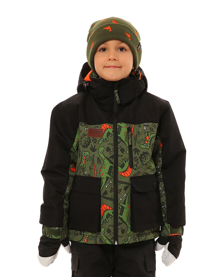 XTM Yama Junior Jacket | Dino Camo