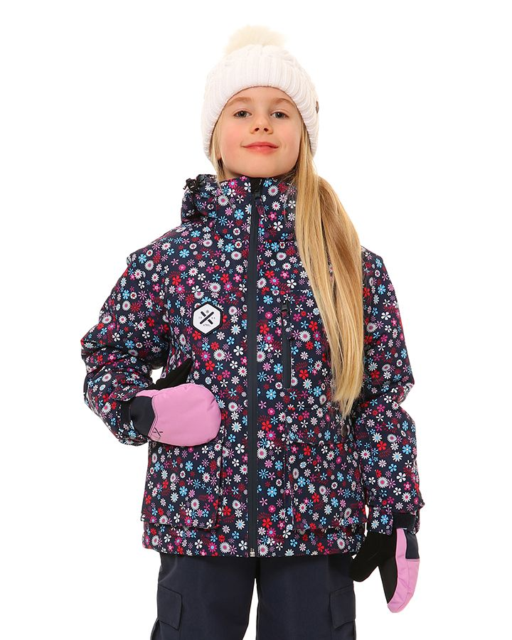 XTM Yama Junior Jacket | Wildflower