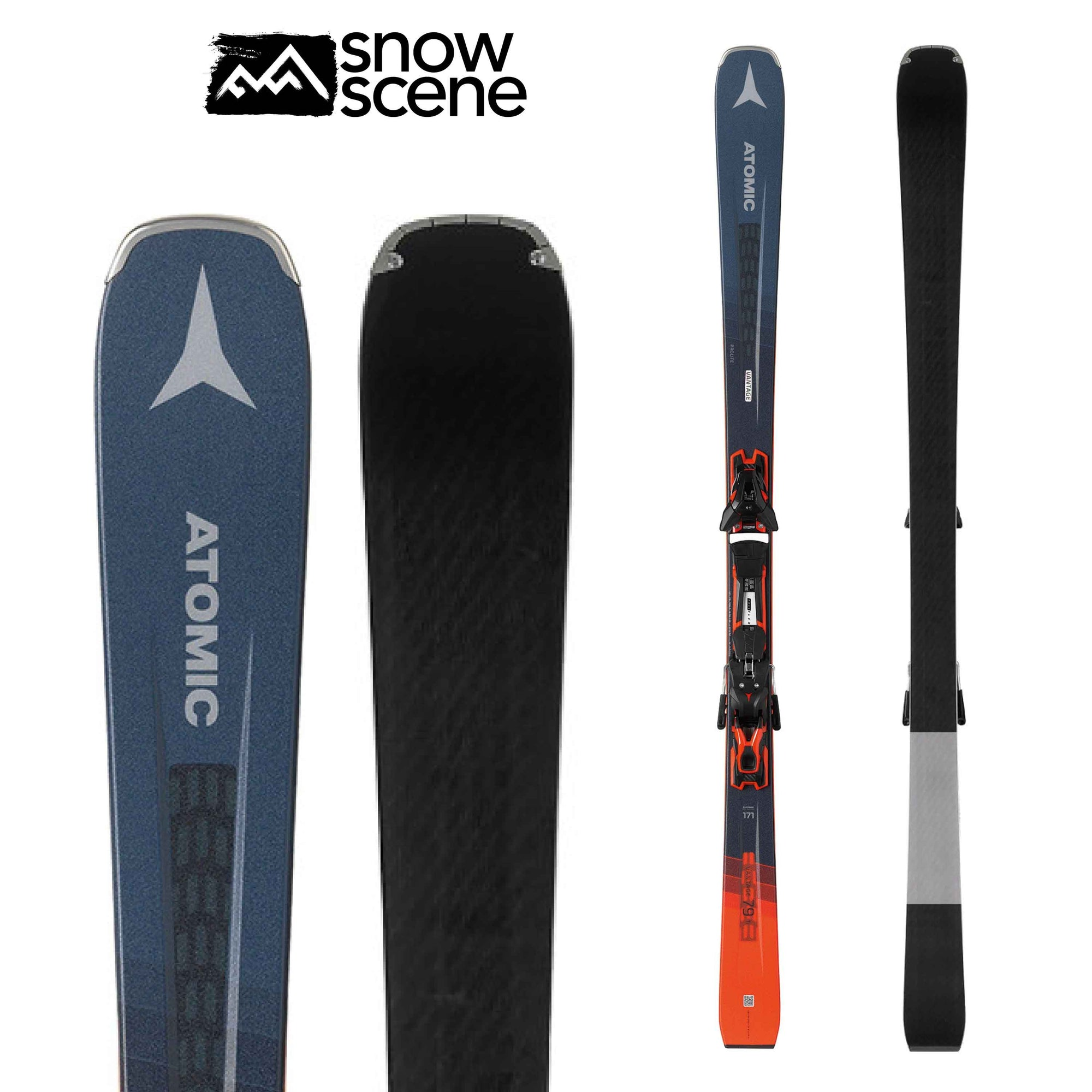 2020 Atomic Vantage 79 Ti FT- Shop Skis and snow gear online nz - snowscene