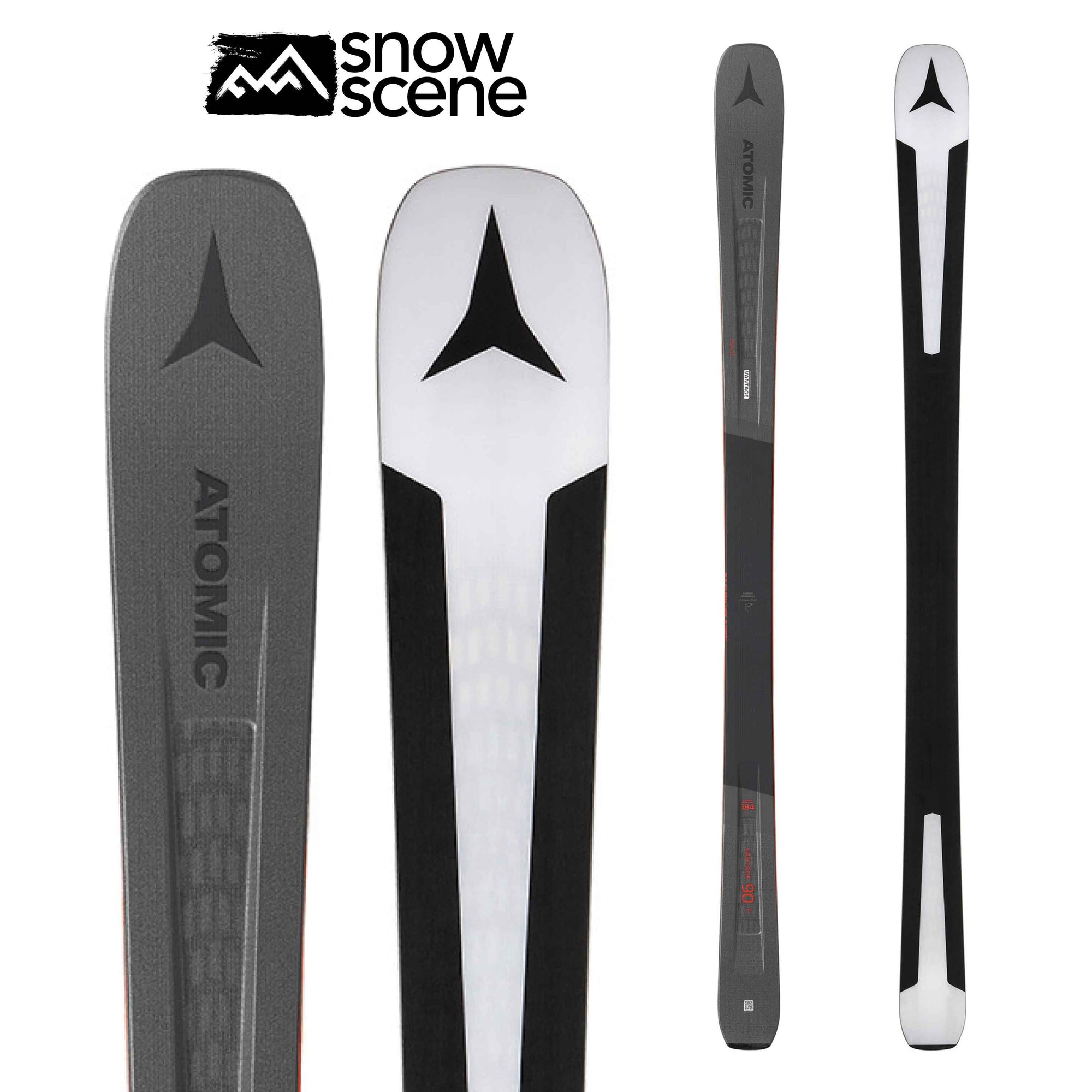 2020 Atomic Vantage 90 TI- Shop Skis and snow gear online nz - snowscene