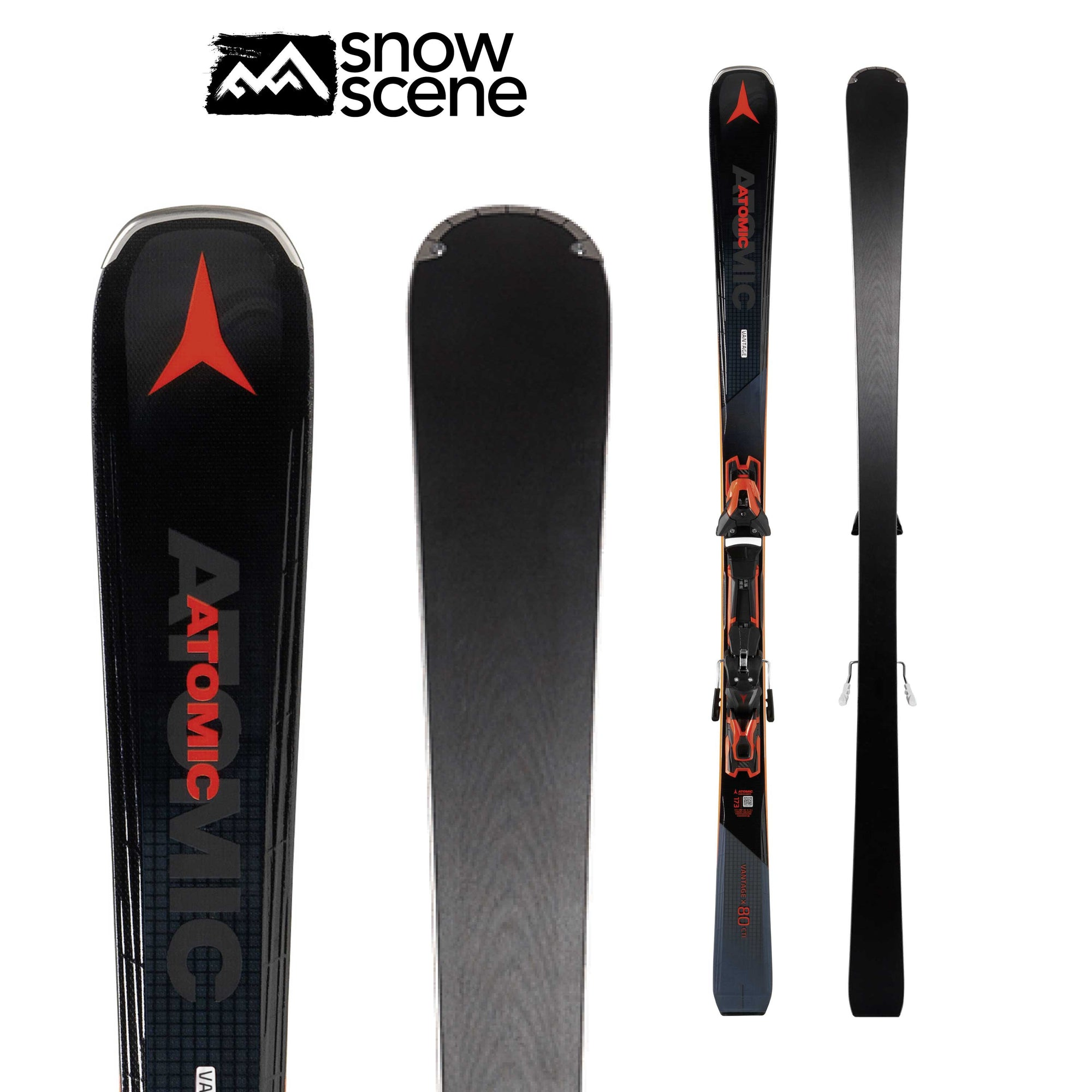 2019 Atomic Vantage X 80 CTI- Shop Skis and snow gear online nz - snowscene