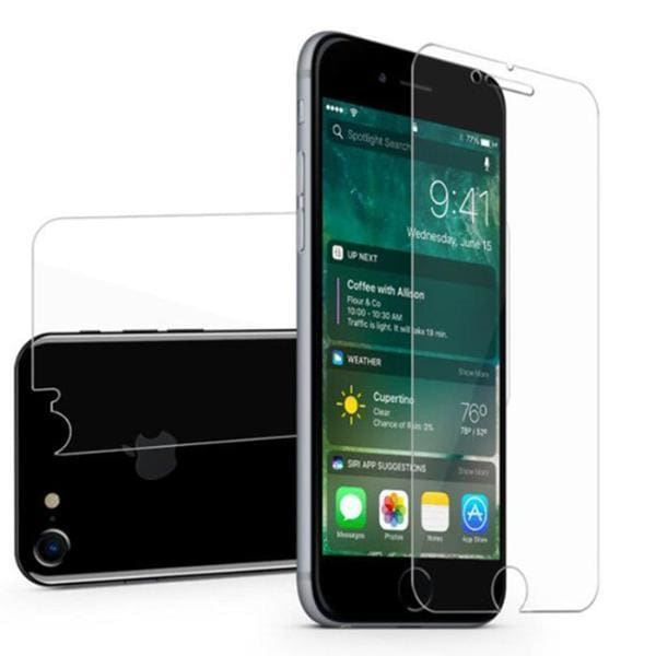 2Pcs/lot Tempered Glass Screen Protector For Iphone 7 - Screen Protectors - Paidcellphone
