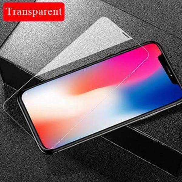 Back Screen Protector Film For Iphone X - Transparent - Screen Protectors - Paidcellphone