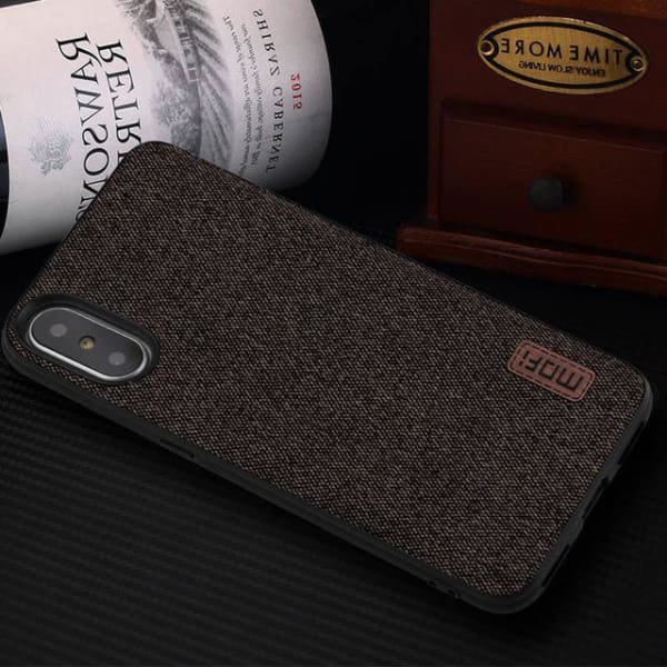 Business Case For Iphone X - Coffee / For Iphone X - Iphone Cases & Bags - Paidcellphone