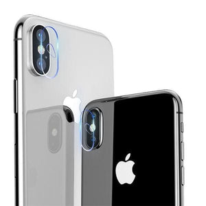 Camera Len Protector For Iphone X - Screen Protectors - Paidcellphone
