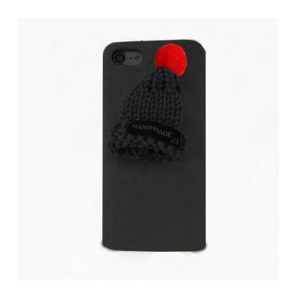 Cute Christmas Case For Iphone 8/ 7/ 6(S) Plus - Black 2 / For Iphone 6 6S - Iphone Cases & Bags - Paidcellphone