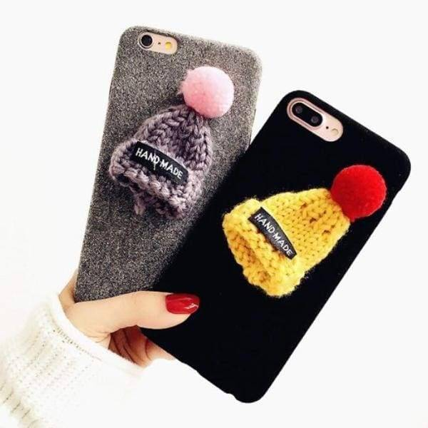 Cute Christmas Case For Iphone 8/ 7/ 6(S) Plus - Iphone Cases & Bags - Paidcellphone
