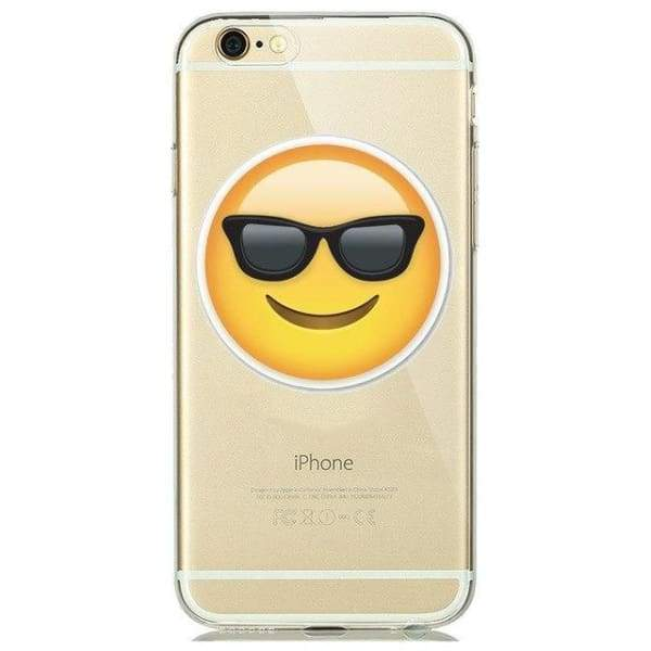 Cute Emoji Phone Cases For Iphone 6(S) Plus /5(S) Se - A3 / For Iphone 5 5S Se - Iphone Cases & Bags - Paidcellphone