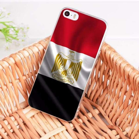 Egypt | South Africa | Nigeria Iphone Case For Iphone 8 /7 /6 6S Plus /x /5 /5S Se /4 /4S - Iphone Cases & Bags - Paidcellphone
