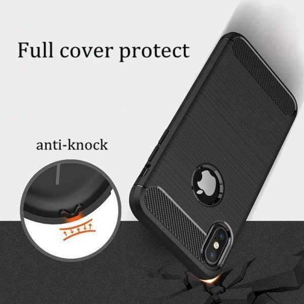 Full Cover Protective Cases For Iphone X - Iphone Cases & Bags - Paidcellphone