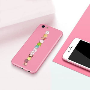 Hard Pc Conque Phone Case Design For Iphone 6/ 6S Plus - Pink / For Iphone 6 6S - Iphone Cases & Bags - Paidcellphone