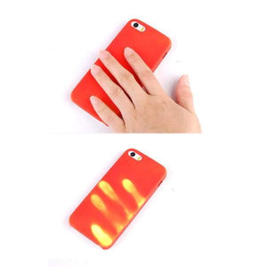 Heat Sensitive Phone Case - Iphone Cases & Bags - Paidcellphone
