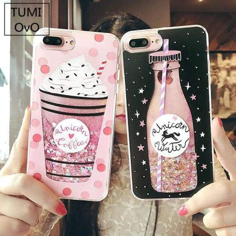 Ice Cream Iphone Case For Iphone 5 /5S /5Se /6 /6S /7 /8 Plus /x - Iphone Cases & Bags - Paidcellphone