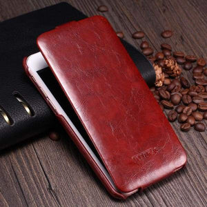 Leather Phone Bag Cover For Iphone 7 - Iphone Cases & Bags - Paidcellphone