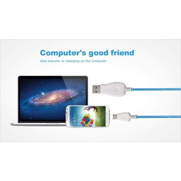 Led Charging Cable - Chargers & Cables - Paidcellphone