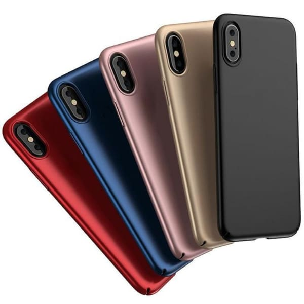 Luxury Cover For Iphone X - Iphone Cases & Bags - Paidcellphone